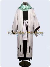 Bleach 6 Division Kuchiki Byakuya Cosplay Costume_commission142