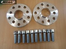 VW Golf MK6 Hubcentric 5 hole 20mm wheel spacer kit & Tapered Bolts Aftermarket