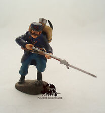 Figurine Collection Atlas Soldats Plomb Grande Guerre Poilu Automne 1914 Figure