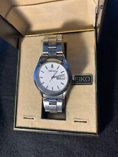 Seiko Classic Stainless Steel Quartz Men's Watch SGGA21 USED