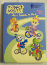 Brighter Child MUPPET BABIES Air, Land & Sea PC Learning