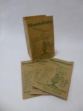 300 St. Biobeutel 175x140x280 mm Bioabfalltüte Biomüllbeutel Biotüte Papiertüte