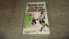 Vintage Mad Comic Book Digest Paperback Don Martin Warner Jan 1987