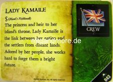 Pirates Savage Shores - #043 Lady Kamaile