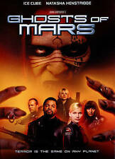 John Carpenters Ghosts of Mars (DVD, 2014) NEW Mill Creek Entertainment