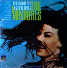 THE VENTURES - RUNNIN' STRONG - SUNSET LP - STILL IN SHRINK WRAP - 1966