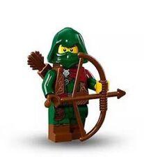 LEGO Series 16 Minifigures 71013 ROGUE Archer Bow & Arrow SEALED