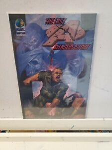 The Last Avengers Story #1 Marvel Comics 1995 Peter David 9.6 Near Mint+