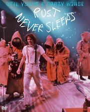 Neil Young - Rust Never Sleeps (NEW BLU-RAY)