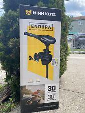 """Minn Kota Endura C2 30lb Trolling Motor with 30"""" Shaft NEW IN BOX ⭐️FAST SHIP⭐️"""