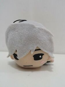 """B Project Kitakado Tomohisa Furyu Strap 5"""" Plush Laying Toy Doll Japan"""