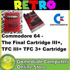 Commodore 64 - The Final Cartridge III+, TFC III+ TFC 3+ Cartridge  [03]