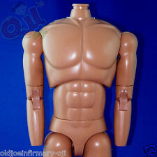 Dragon Models Neo Nude Male Body Headeless Handless Muscular 12 Inch 1:6 Scale