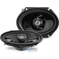 "JVC 250W 6"" x 8"" 2-Way J Series 2-Way Coaxial Car Stereo Speakers | CSJ6820"