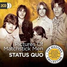Status Quo - Pictures of Matchstick Men (NEW 2 x CD)