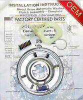 NEW Genuine OEM Washer Clutch Whirlpool Kenmore (Check Model Fit List Below)