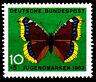 377 postfrisch BRD Bund Deutschland Briefmarke Jahrgang 1962