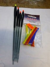 Drennan big sticks  Floats set/4 and float silicone 3/4/ 51/2/  71/2bb