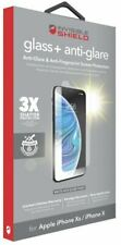 Zagg Invisibleshield Glass+ Anti- Glare screen protection  for Iphone XS/X