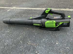 Greenworks Pro Jet Leaf Blower 60V BRUSHLESS Cordless Tool Only