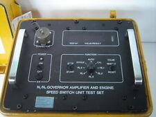 Verstärker Testgerät Prüfsteuergerät Luftfahrzeuge Turbounion Tornado MTU RB 199