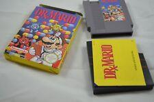Dr. Mario NES Spiel CIB (gut) #2050