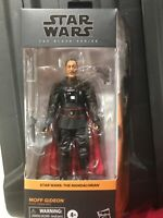 star wars mandalorian MOFF GIDEON Black Series sealed