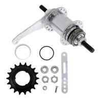 32 Holes Bike Bicycle Coaster Brake Rear Hub Back Pedal MTB Fixed Gear Parts
