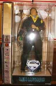 """12"""" Lex Luthor  Mattle Collector"""