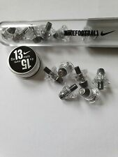 Nike Performance Replacement Alloy Studs - Silver L (Long): 8x13mm + 4x15mm