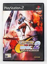 CAPCOM VS SNK 2 MARK OF THE MILLENIUM 2001 - PLAYSTATION 2 PS2 - PAL ESPAÑA