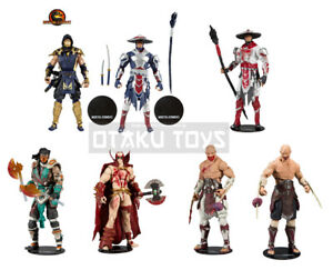 McFarlane Toys Mortal Kombat Action Figures - * Choose the ones you want *