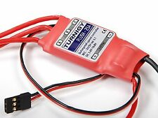 Turnigy Plush 25 amp 25a 25amp ESC BEC 5V plane heli Brushless Speed Controller