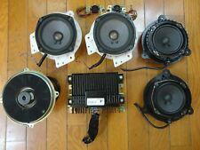 Bose 8-Piece Car Sound System *Powered* Speakers Nissan Infiniti G35 Sedan 03-06