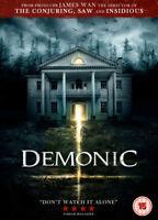 Demonic DVD (2015) Maria Bello, Canon (DIR) cert 15 ***NEW*** Quality guaranteed
