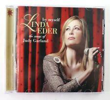 Linda Eder : By Myself - The Songs of Judy Garland CD EUC