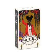 78 x Modern Witch Tarot Card Deck All Female Rider Waite Imagery Party Game Gift