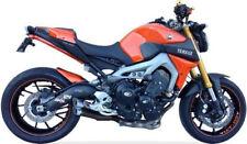 IXIL Hyperlow black XL Edelstahl-Komplettanlage für Yamaha MT-09, 14-, XSR 900,