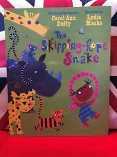 The Skipping Rope Snake by Carol Ann Duffy (Paperback, 2016) New Book