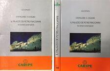 (Pescara) U. Esposito- CASTIGLIONE A CASAURIA  IL PALAZZO DE PETRIS-FRAGGIANNI
