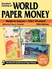 Standard Catalog of World Paper Money Modern Issues 1961-Present 25th
