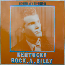 Kentucky Rock - A - Billy 12""