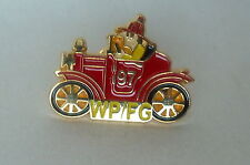 World Police Fire Games 1997 WP/FG Calgary Alberta Lapel Hat Pin