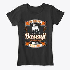 My Therapy Basenji For Me Women's Premium Tee T-Shirt