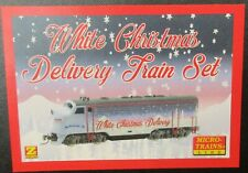 Z scale Micro-Trains - White Christmas Delivery Train Set -  994 21 070