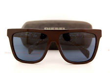 Brand New Diesel Sunglasses DL 0080 Color 50V BROWN/BLUE 100% Authentic