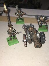 METAL CREW & Plastic Cannon Warhammer Empire Painted