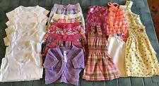 HUGE LOT Girls 2T/24 Months Gymboree Baby Gap Children's Place Shorts Shirts EUC