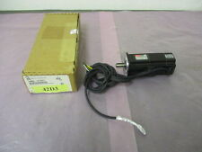 AMAT 1080-01257, Motor, 200W W/24VDC Brake, Sanyo Denki P50B05020DCS00M, 410418