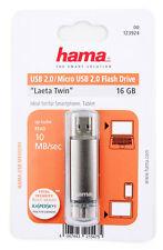 16GB MICRO USB 2 Flash Drive For Medion Akoya P7645 (MD 60437) Laptop